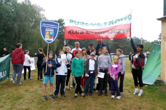 XX Jubileuszowy Bieg Olimpijski i IV Olimpijski Nordic Walking RACOT 2013