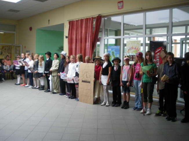 Dzień języków obcych w Krośnie