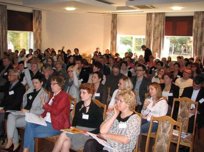 II Ogólnopolskie Spotkanie Sieciujące Zakłady Aktywności Zawodowej
