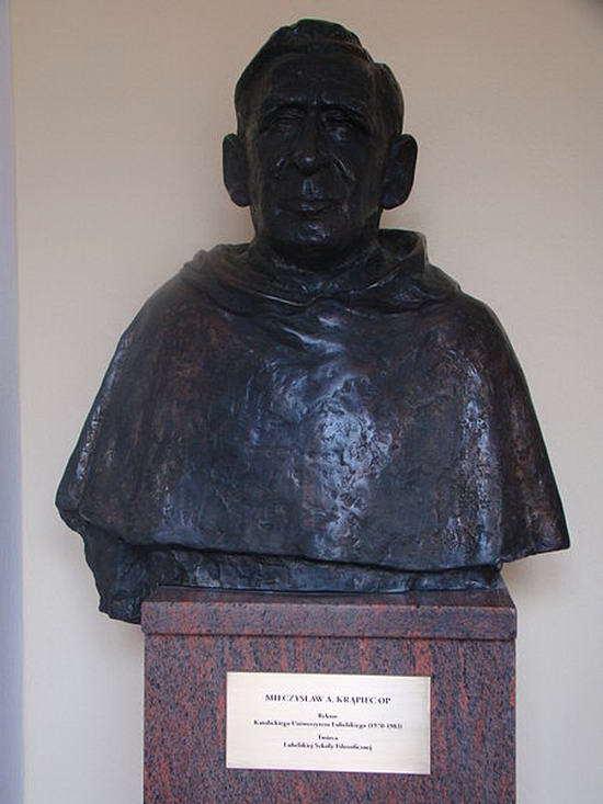 o. prof. Mieczysław Krąpiec
