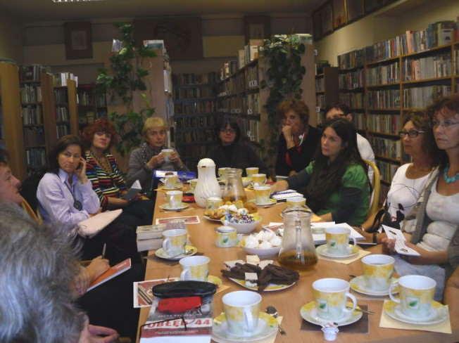 Dyskusyjny Klub Książki - spotkanie w Mosinie