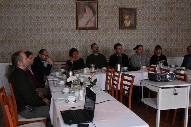 Sezon turystyczny - spotkanie w Będlewie