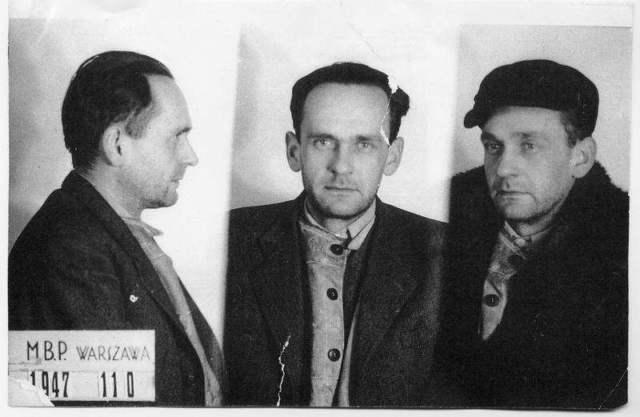 Stanisław Józef Kasznica, zdjęcie z procesu, z archiwum IPN