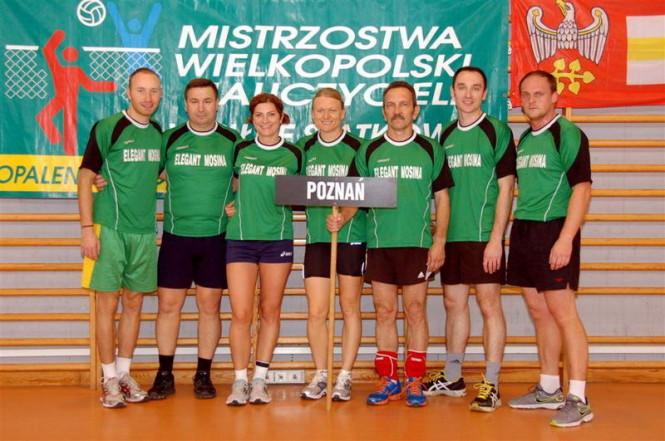 X mistrzostwa wielkopolski w siatkówce