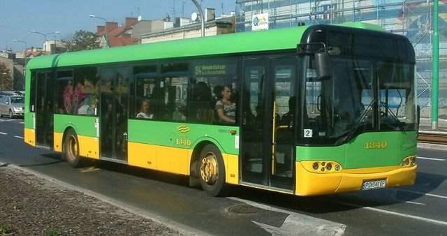 autobus miejski 691 Poznan.