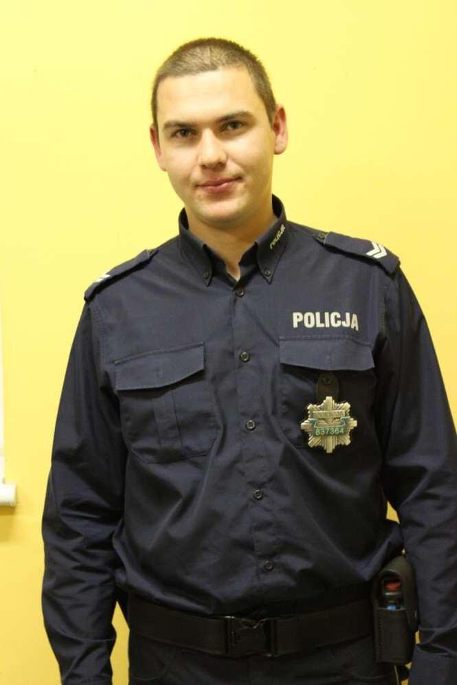 st. sierż. Marcina Wojciechowski, tel: 519 064 533