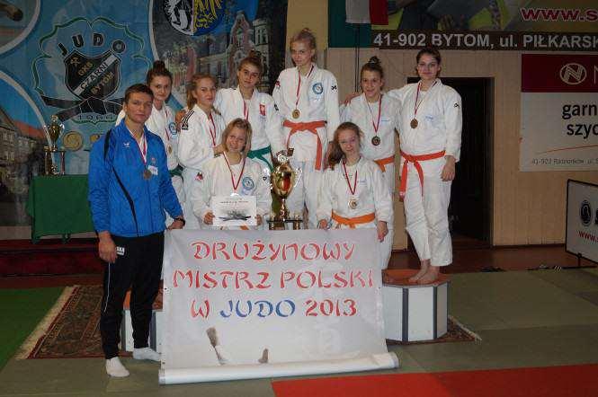 Mistrzostwo Polski w judo