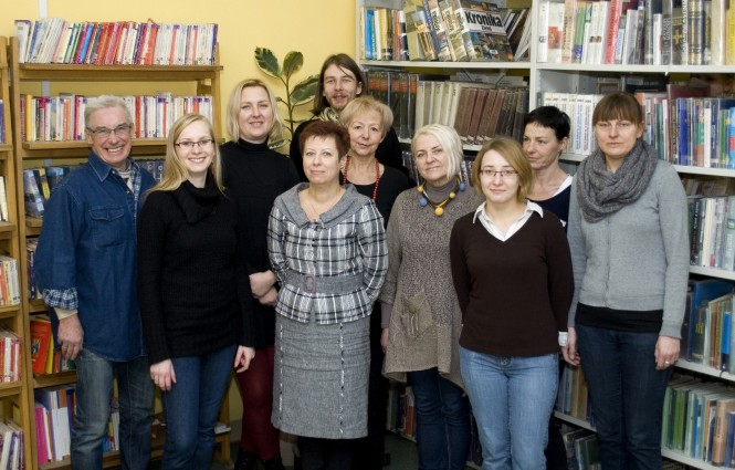 Ranking bibliotek - fot. Włodzimierz Kowaliński