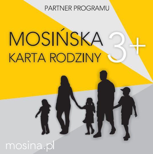 Mosińska Karta Rodziny 3+