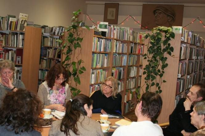 Warsztaty literackie z profesorem literatury współczesnej, Przemysławem Czaplińskim