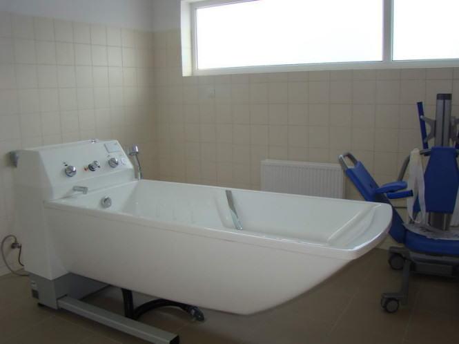 nowoczesny wyposażenie szpitala w Puszczykowie