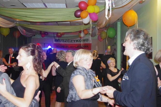 Tańce na zeszłorocznym Balu