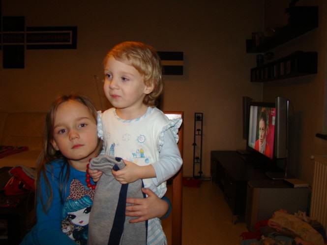 Marzena i Ania