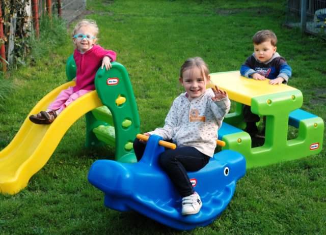 Marzena, Ania i Maciuś - pogotowie rodzinne