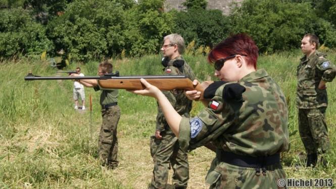 """Związek Strzelecki """"Strzelec"""" - strzelanie"""