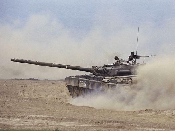 siły zbrojne Ukrainy - czołg