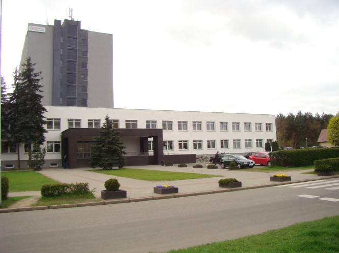 odnowiony szpital w Puszczykowie