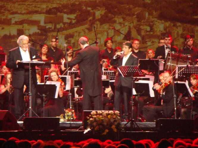Koncert Placido Domingo
