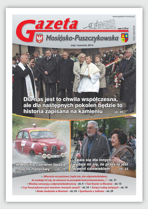 Maj / Czerwiec