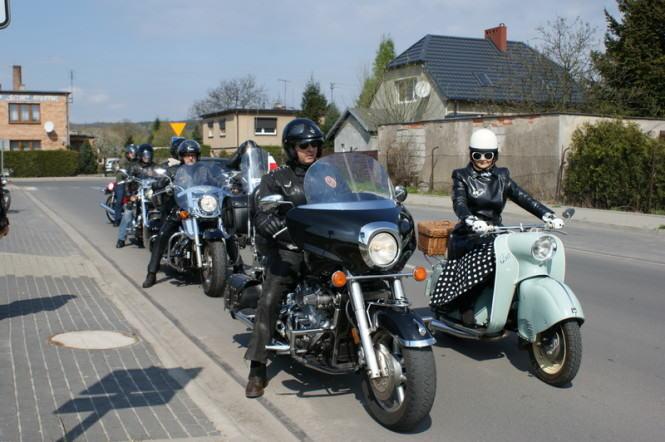 motory - Piknik Motocyklowy 2014