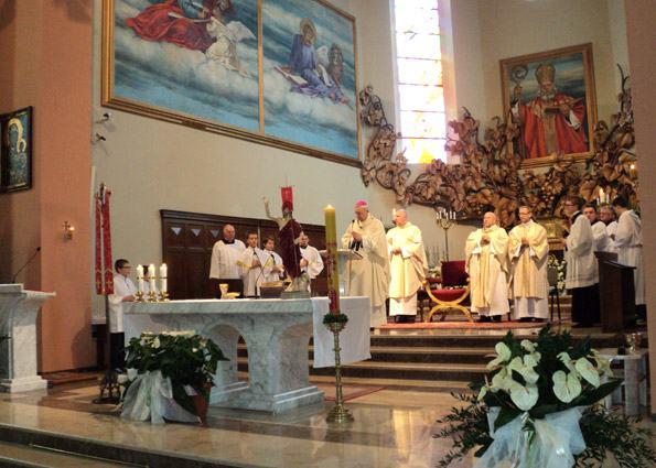 Dni Mosiny 2014 - Arcybiskup
