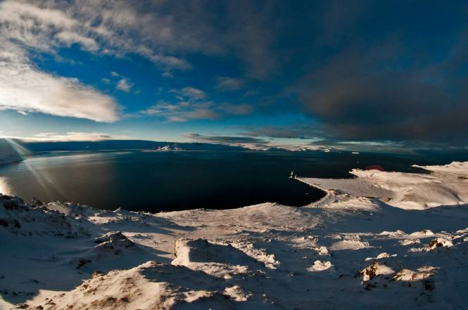 krajobraz polarny