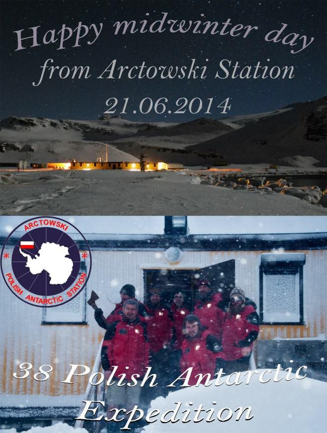 38 Polska Antarktyczna ekspedycja