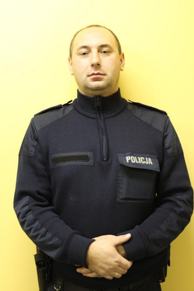 asp. Leszek Wojtkowiak
