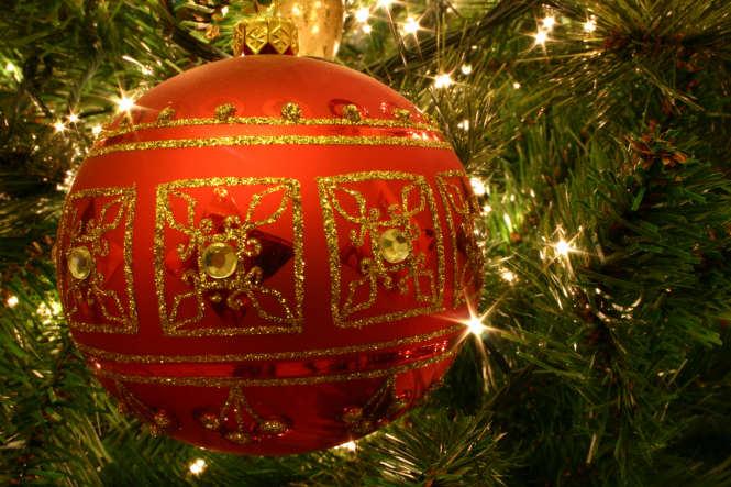 bożonarodzeniowa bombka