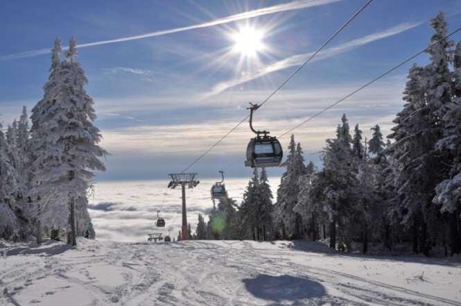 stok narciarski czechy