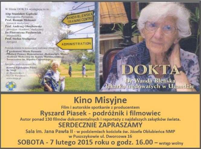 kino misyjne DOKTA