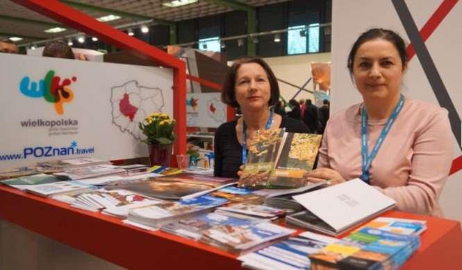 Gmina Mosina na targach turystycznych w Berlinie - Relacje - Urząd Miejski