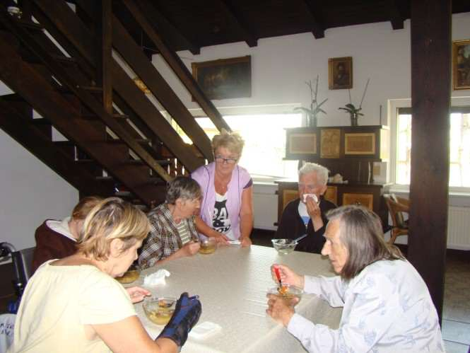dom dla seniorów w Mosinie - Świerkowy zakątek