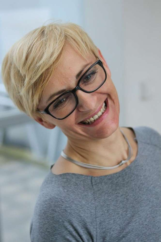 Krystyna Smektała - dyrektor dwóch przedszkoli w Mosinie