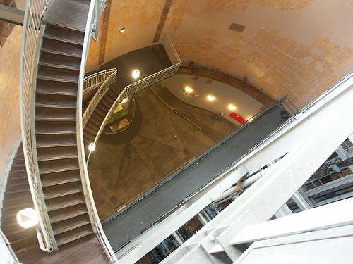 schody marmurowe granit