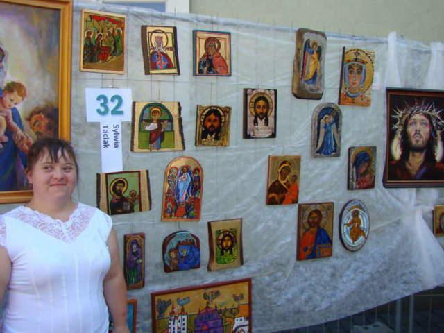 Sylwia Taciak wystawa obrazów