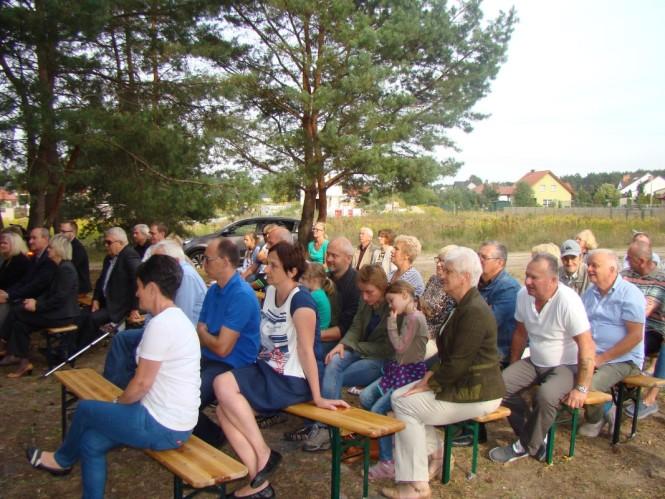publiczność podczas rocznicy urodzin Fryderyka Chopina