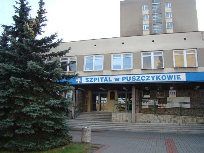 szpital w Puszczykowie - przed remontem
