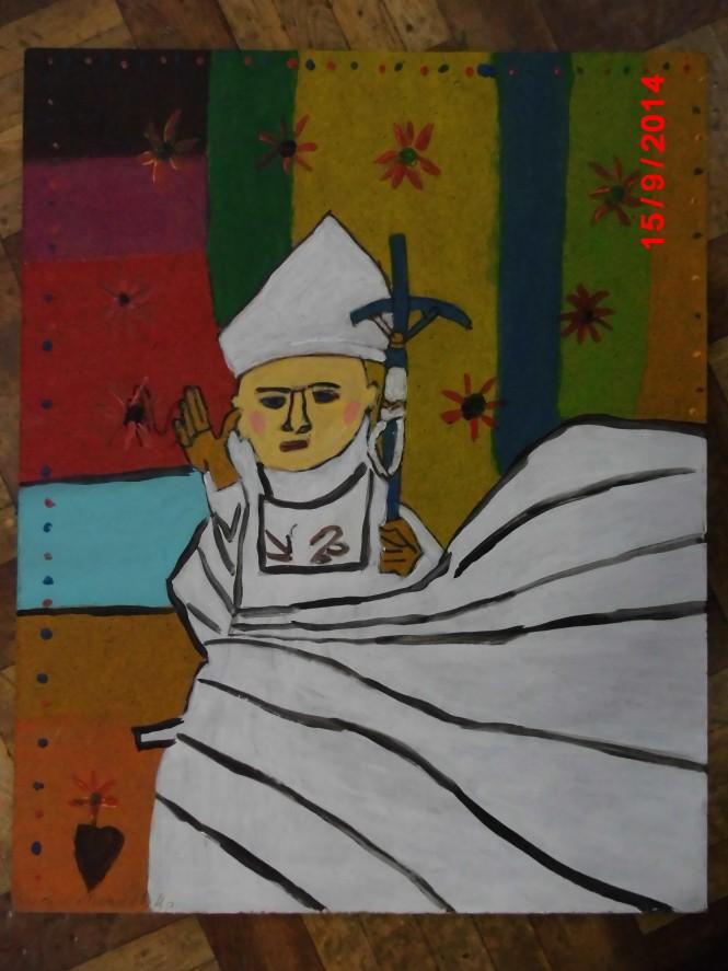 Sylwia Taciak - Jan Paweł II