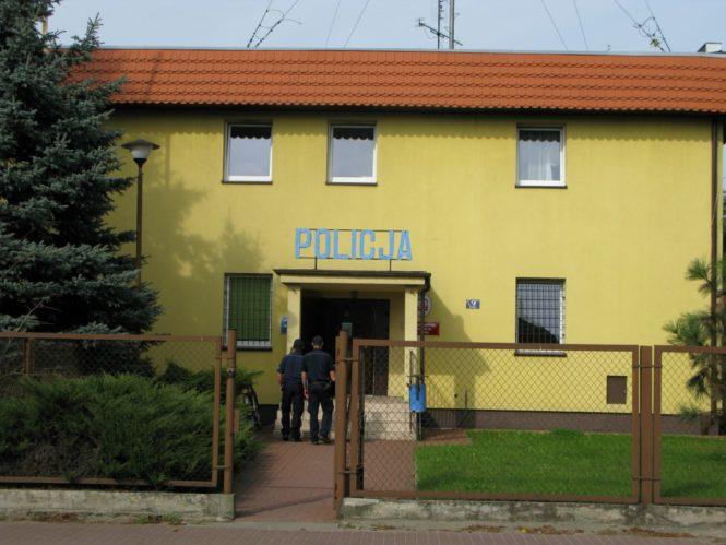 komisariat Policji w Mosinie