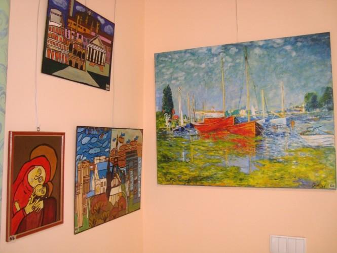 obrazy i ikony w Mosinie