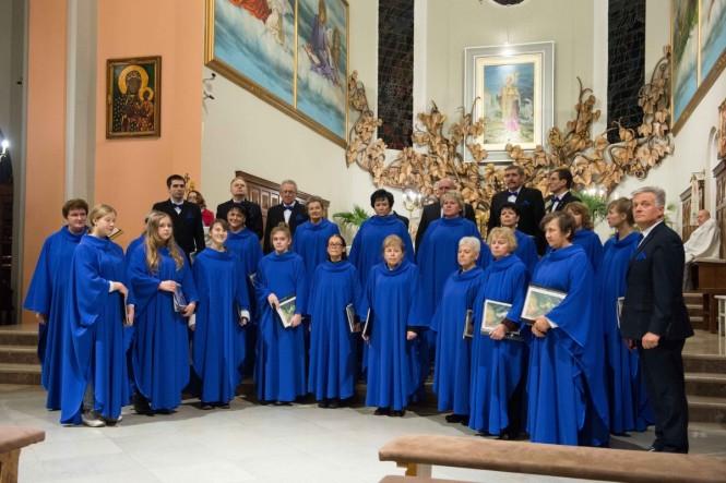 Chór Kościelny im. Św. Cecylii w Mosinie