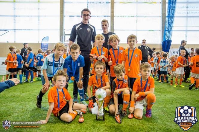 Puszczykowo turniej mikołajkowy REISS CUP