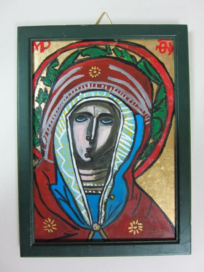Sylwia Taciak Matka Boża
