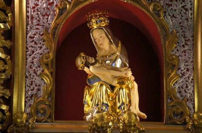 Matka Boża z Jezusem