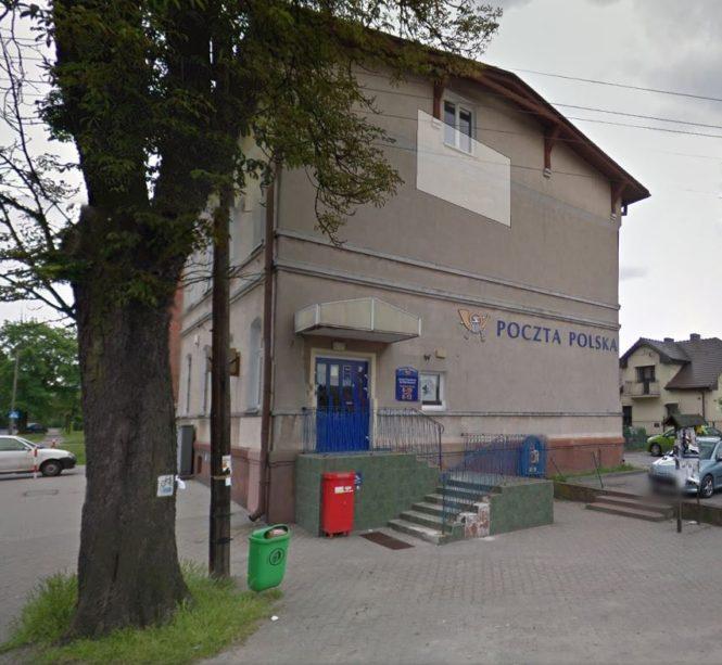 poczta w Mosinie ul. Kolejowa