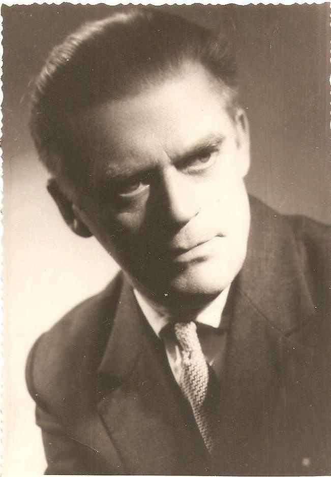 Antoni Nadolny - portret