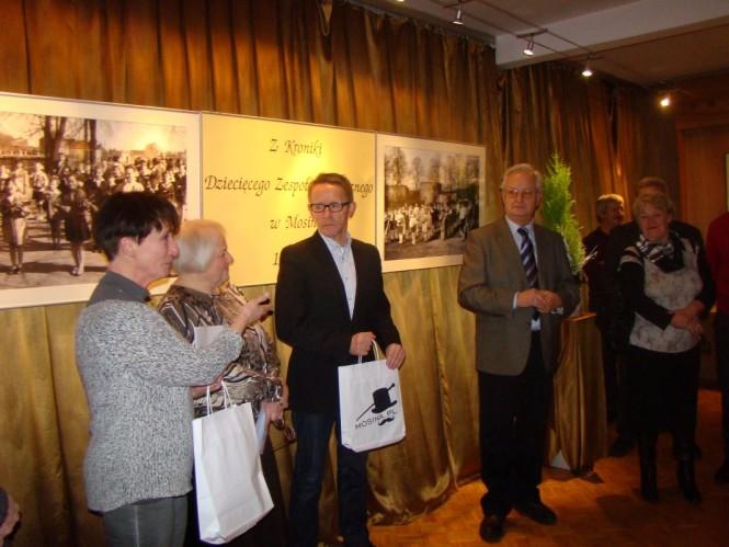 Wystawa poświęcona śp. Antoniemu Nadolnemu