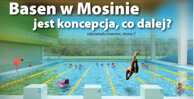 basen w Mosinie