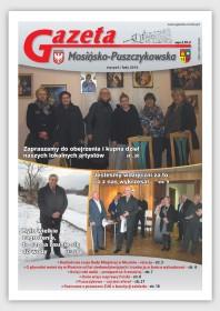 styczeń - luty - wydanie Gazety Mosińsko-Puszczykowskiej